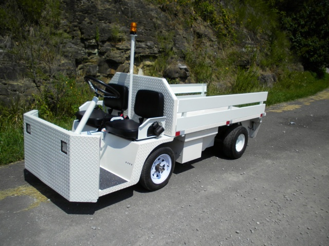 Ground Support Utility Truck Airport Carrier