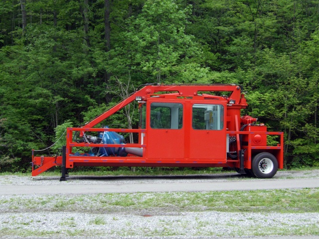 Mobile Uni-Sampler Coal Auger Sampling System