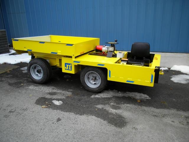 Ground Support Burden Carrier Vehicles