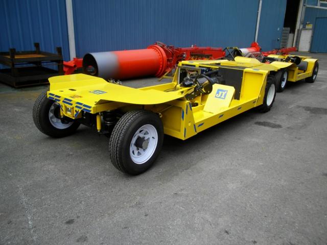AC Electric Mining Vehicles
