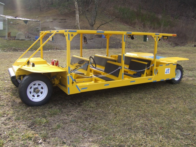 Super Contactor Mantrip 72V Electric Mining Vehicle